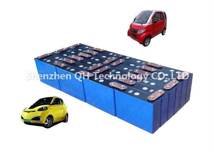 High Power Lithium Iron Phosphate Car Battery 96V 120Amp